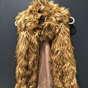 Other - Fur vest (synthetic)